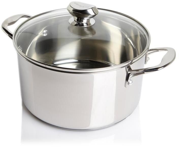 Wolfgang Puck 6-Quart Stainless Steel Stockpot with Lid - $49.95