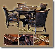 Poker And Game Tables | Recreational Furniture | Furniture Store In San  Antonio, Texas |