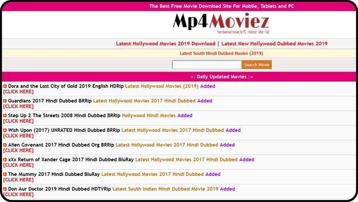Mp4Moviez Free Download Bollywood Hollywood Hindi Dubbed in 2020   Free movie  downloads, Download movies, Free movies