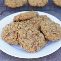 Crispy Butterfinger Cookies | Recipe