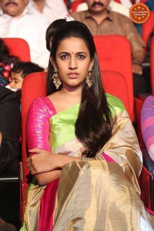 Niharika at Oka Manasu Audio Launch | FashionWorldHub.com