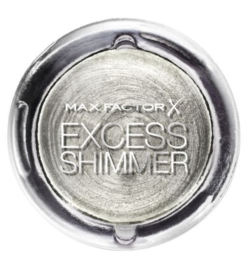 Max Factor Excess Shimmer Eyeshadow - Dupe for Estee Lauder eyeshadows