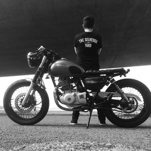 motomood: Suzuki TU250x cafe racer | Jodie Rigg motomood: Suzuki TU250x cafe racer | Jodie Rigg