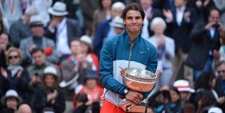 Roland-Garros: Nadal : «Ce trophée est spécial» -liv1sport Suivez le sport en direct