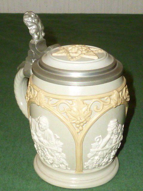 177 best images about mettlach on pinterest cas pottery vase and vases. Black Bedroom Furniture Sets. Home Design Ideas