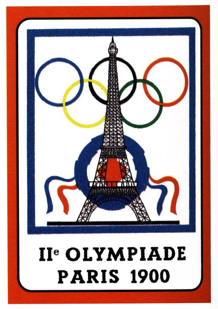 Deuxieme Olympiques  1900 Paris