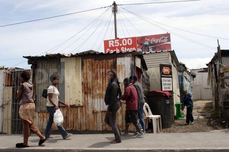 Daily life in South African township – Khayelitsha   Demotix.