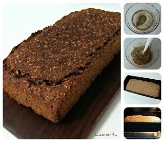 Premezcla de pan de centeno, #entulinea