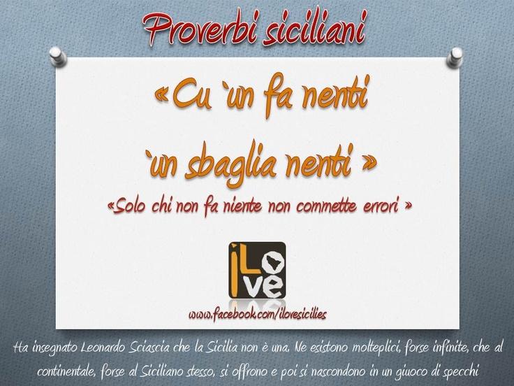 Proverbi siciliani