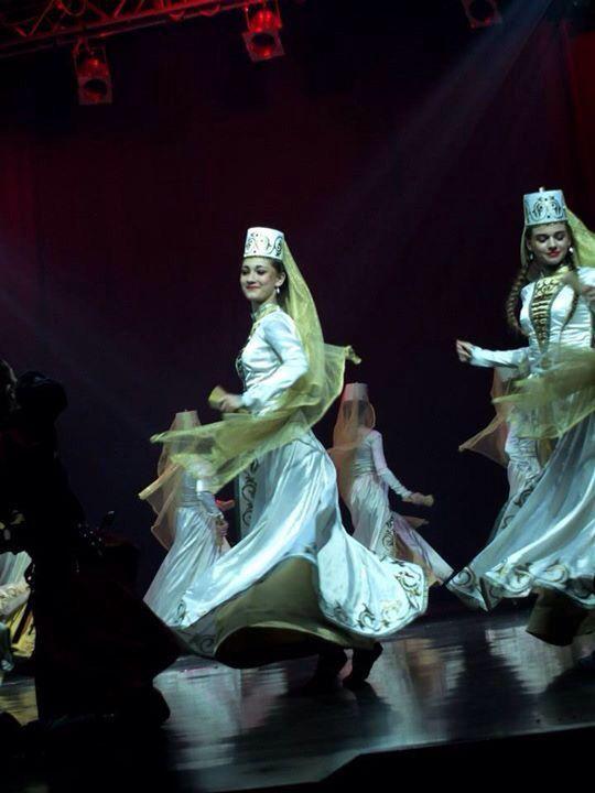 young HIGHLANDERS ICCA #circassian dance adigha #Адыгэ