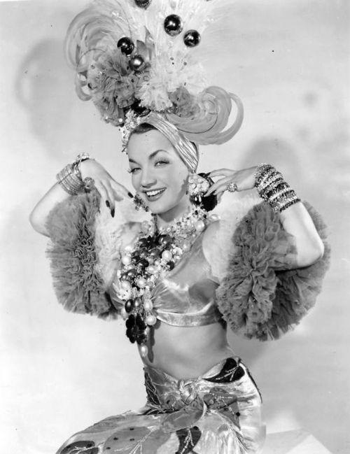 Carmen Miranda 1941