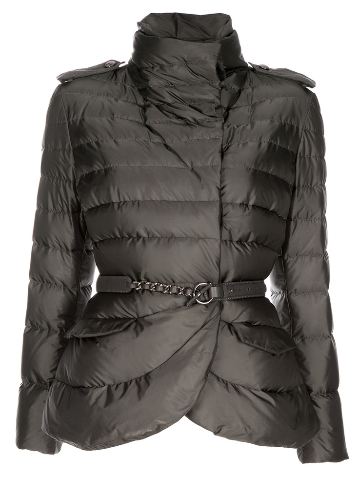 $565 Ermanno Scervino padded jacket