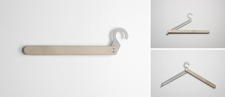 Cool Coat Hangers and Modern Clothes Hanger Designs
