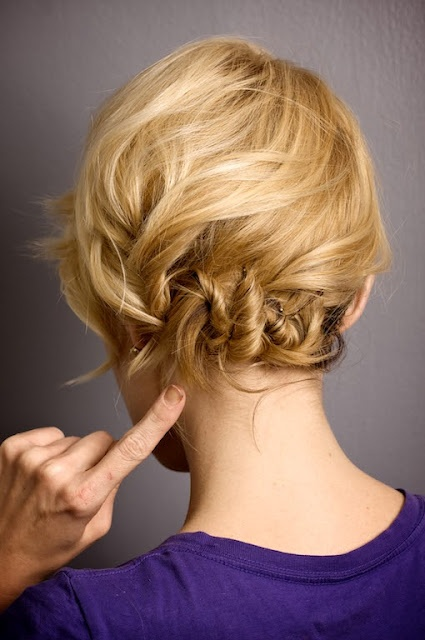 A hairstyle I can do