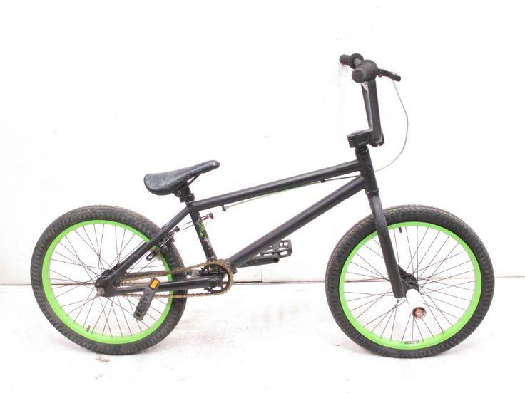Have Fun Ridin' DK BMX Bike