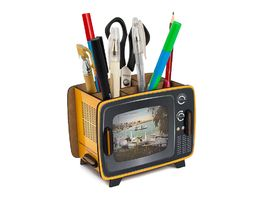 Органайзер для ручек и карандашей Ретро Телевизор – Retro TV Box