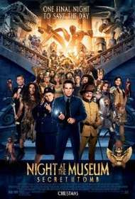Night at the Museum: Secret of the Tomb (2014) movie info, trailer, story and more