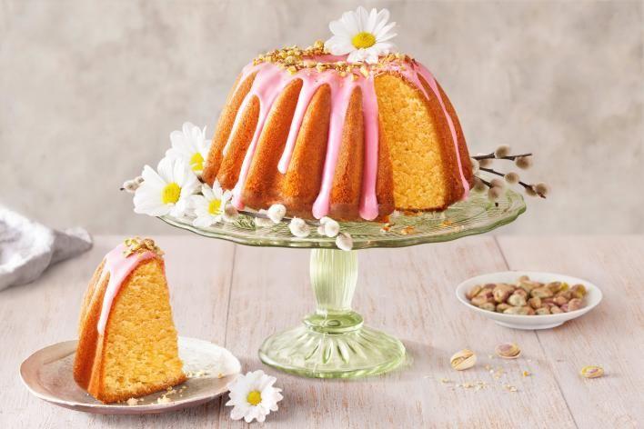Narancsos-citromos kuglóf -- receptmuhely.hu