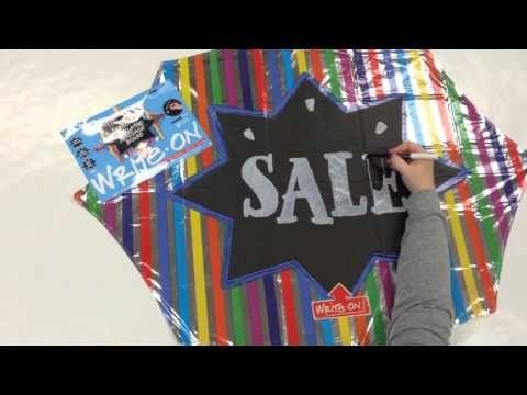 Write-On™ Balloon DIY Hyperlapse Video #burtonandburton @balloongram