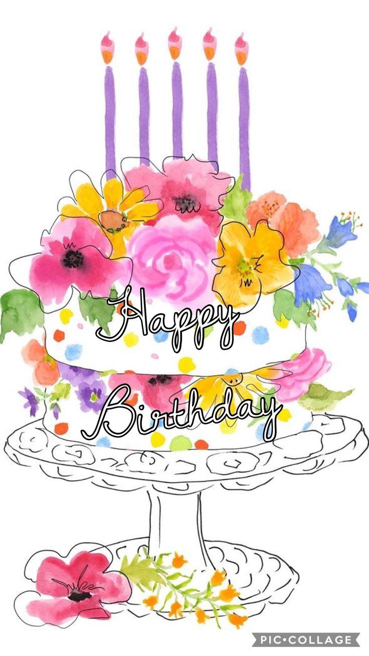 4248 Best Happy Birthday Images On Pinterest Happy Birthday