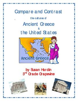 Compare and contrast of ancient greece and ancient china