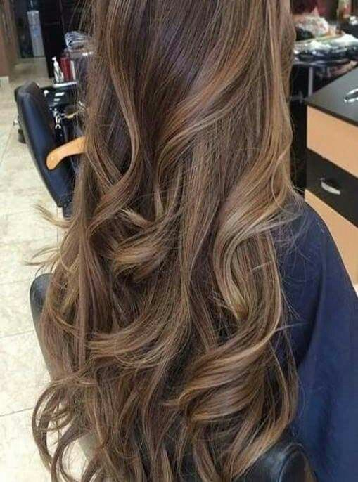Brunette balayage hair. Amandamajor.com Delray/indianapolis