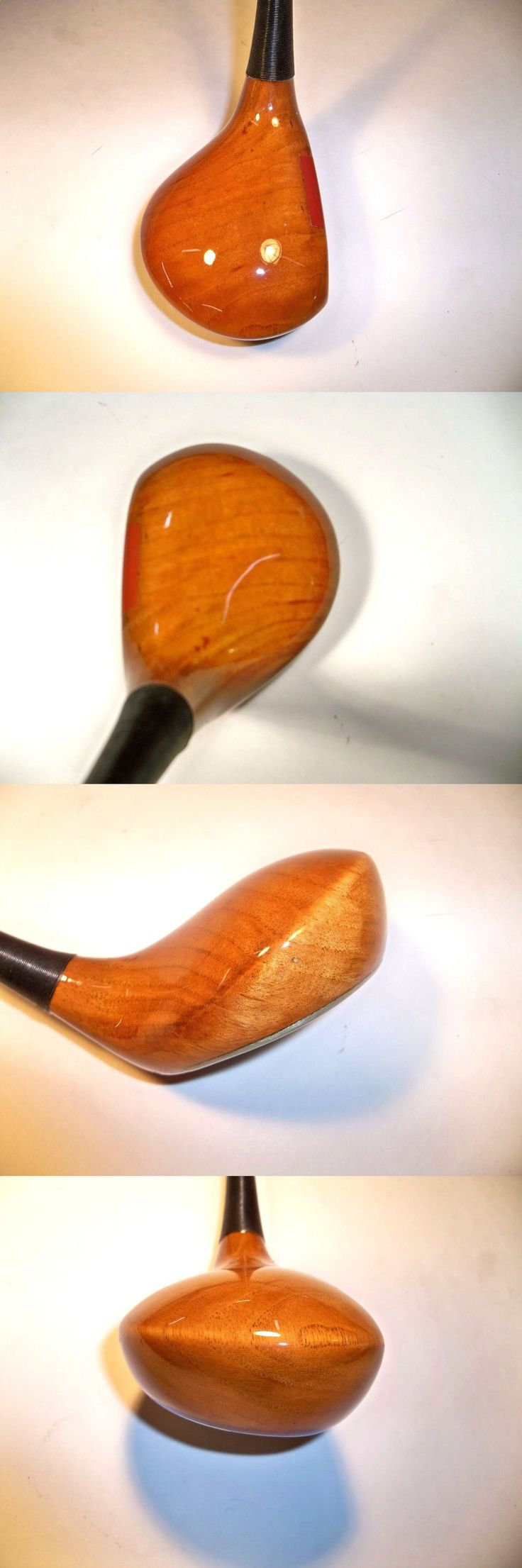 Golf Driver - Vintage Golf Clubs and Shafts 83043: Macgregor 693T Driver Vintage Persimmon Refinish Rh Mens Golf Club -> BUY IT NOW ONLY: $39 on eBay!