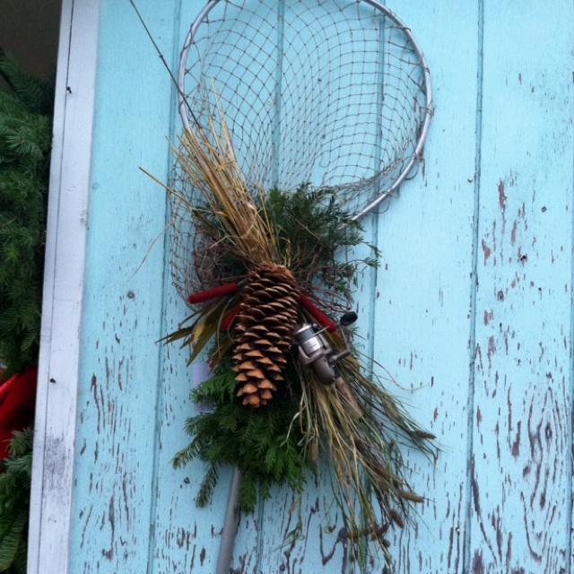 Unique Christmas WreathUnique Christmas Craft Ideas