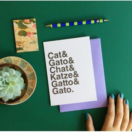 Postal - Cat List