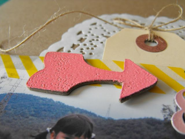 Tutorial: Chipboard Casero por Caroli