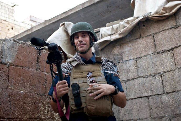 The Men Who Killed James Foley - The New Yorker