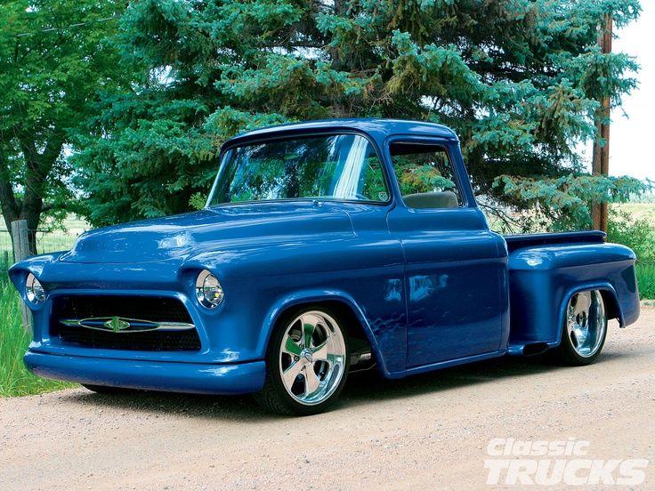 Toyota Billings Mt >> '55 Chevy | Classic Trucks | Pinterest | Chevy, Tim o'brien and Chevy apache