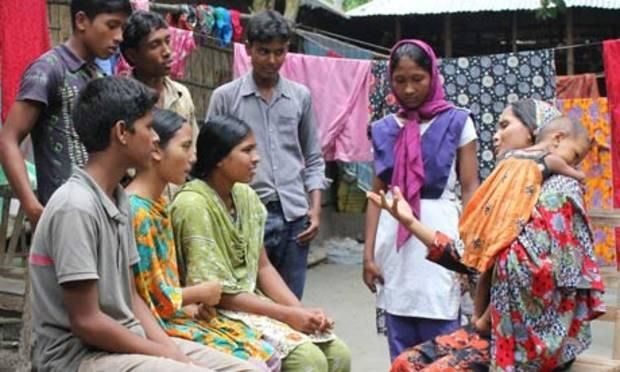 Bangladeshi girls call in 'wedding busters' to tackle child marriage - Young campaigners in north Bangladesh are making headway in their battle to end the cycle of poverty caused by early marriage