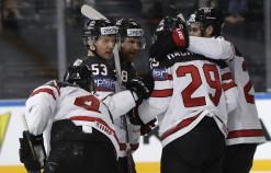 Team Canada continued their winning streak to stay atop Group B at the IIHF Men's Ice Hockey World Championship with...