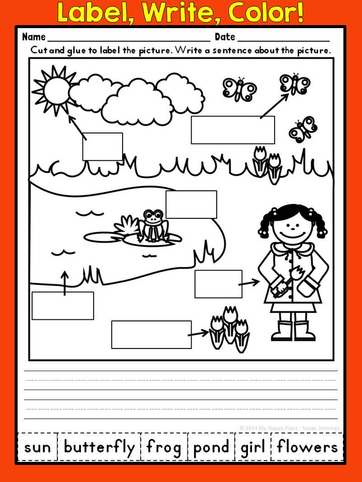 writing lessons for kindergarten Preschool and kindergarten curriculum-based lesson plans, activities and worksheets in reading and math.