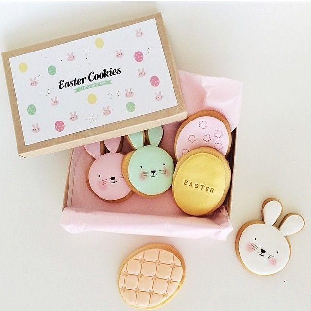 Happy easter! #eeflillemor #cookies #easter #bunny