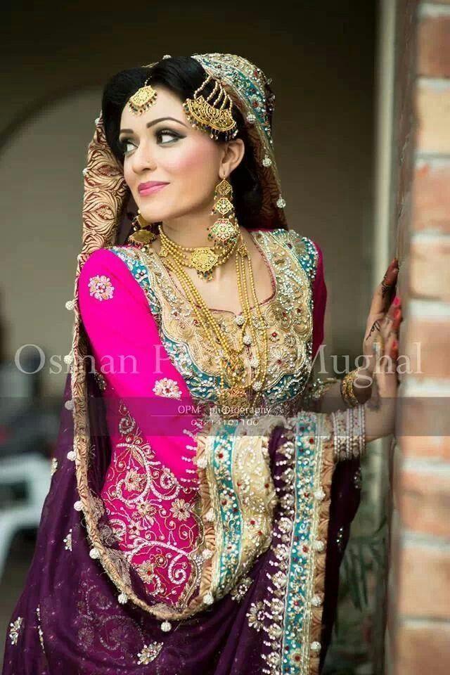Pakistani Bride - Beautiful