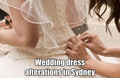 http://topstitchalterations.com.au/ - #Weddingdress #alterations in #Sydney
