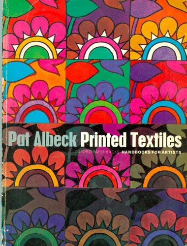 Printed Textiles by Pat Albeck