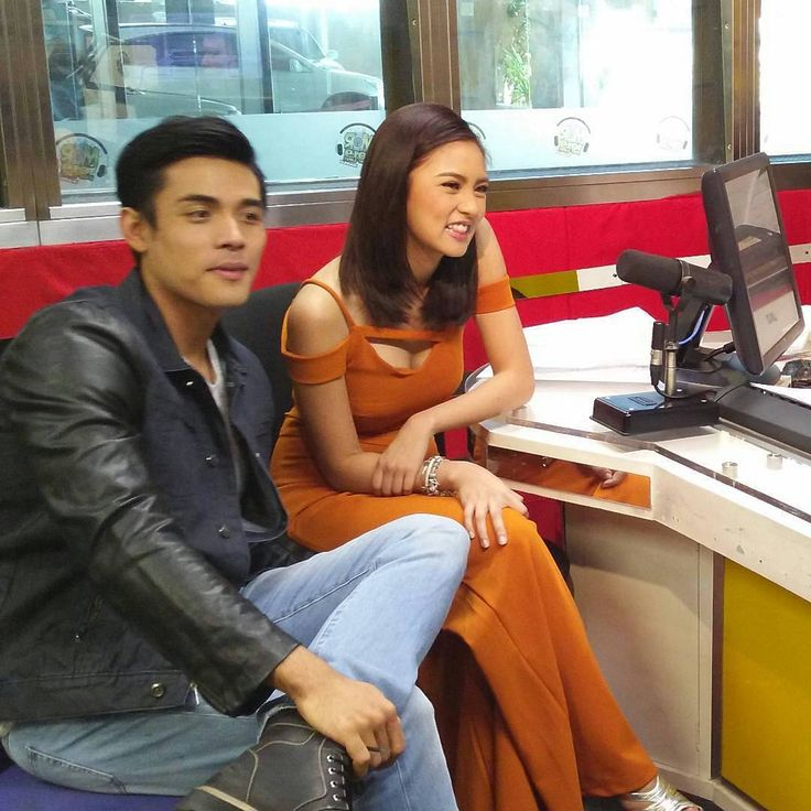 """""""""""If you want to get, be persistent. If you want to keep, be consistent"""". - Xian Lim © @starcreativestv #TheStoryOfUS #XianLim #KimChiu #KimXi"""""""
