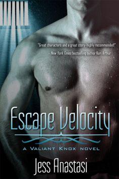 Escape Velocity by Jess Anastasi; Entangled Publishing