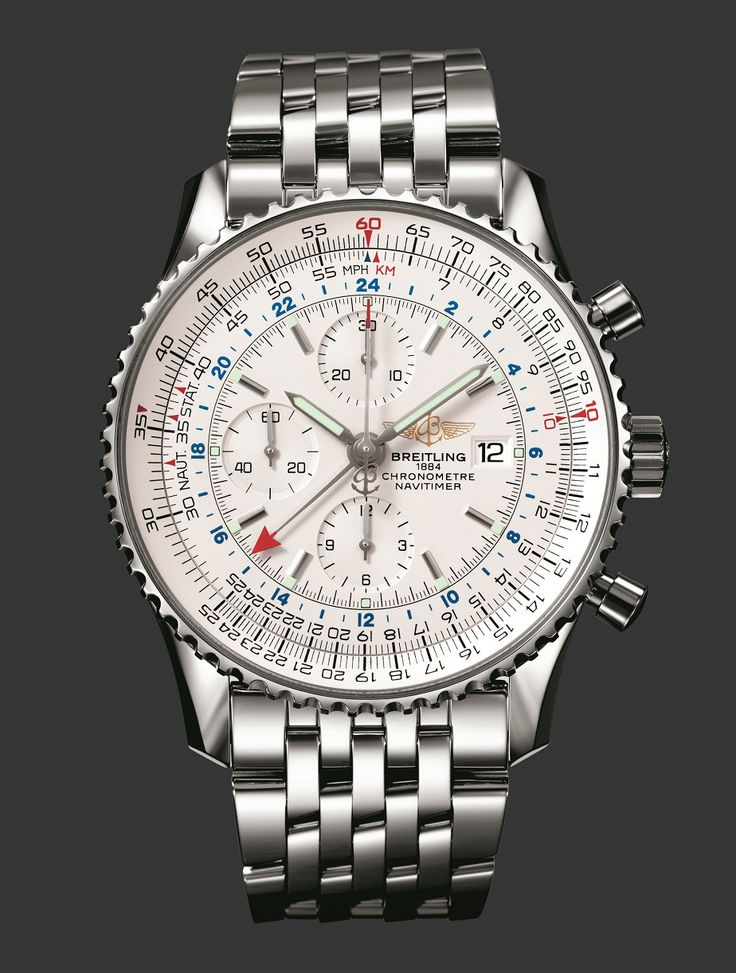 Breitling Navitimer - pure class, but way to big for my wrist!
