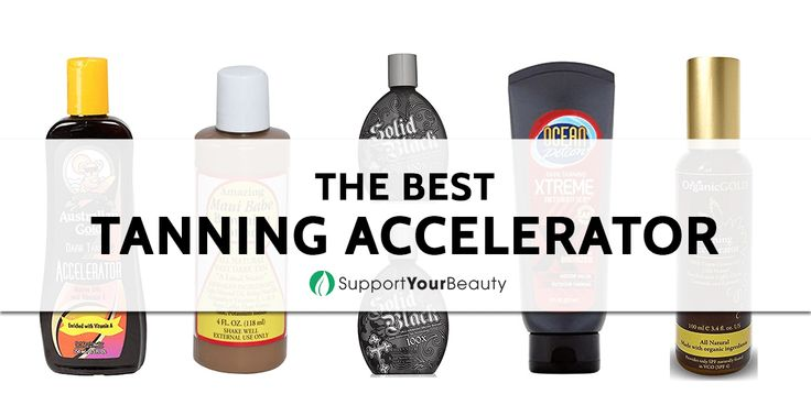 The Best Tanning Accelerator – 2017 Reviews & Top Picks - Check it out here https://supportyourbeauty.com/best-tanning-accelerator/ on Support Your Beauty!  #Tanners #beauty
