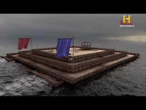 Canal historia documentales: Los barcos chinos de la antigüedad HD - YouTube