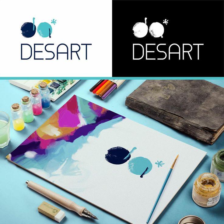 Мой персональный логотип (именной). Ребрендинг. #desart #idesart #iradesart #logobydesart #logo #logotype #branding