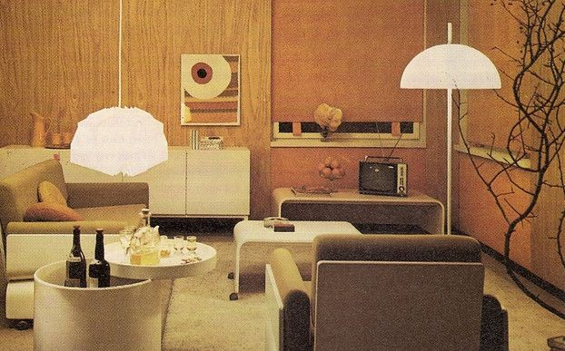 1970s Living Room From Golden Homes Magazine 1973 50 S 60 70 Home In 2018 Pinterest And