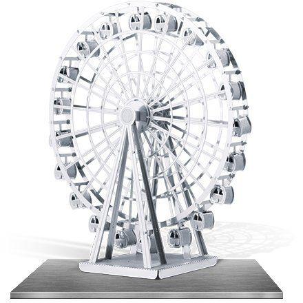 Metal Earth 3D Ferris Wheel Laser C