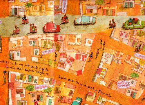 Véronique Vernette — Des livres — Moi j'attendais la pluie