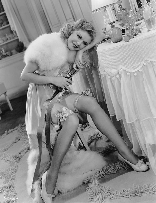 Ginger Rogers Nude 19