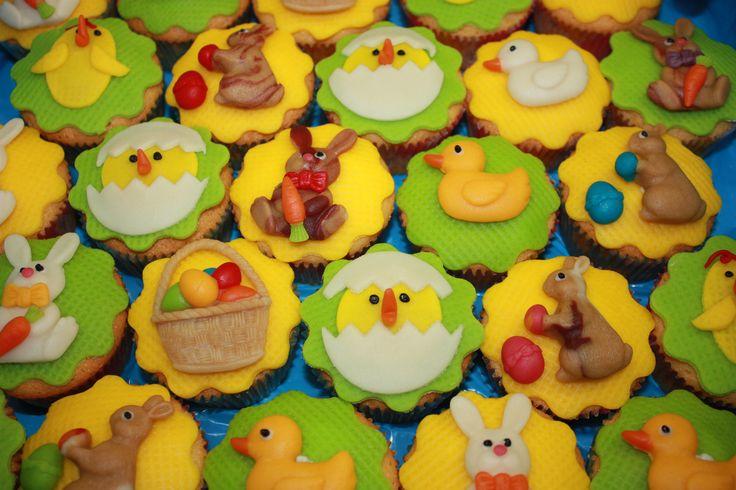 Cupcakes versieren: Pasen - Gva.be